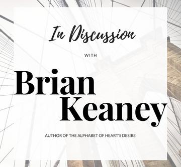 Brian Keaney Interview