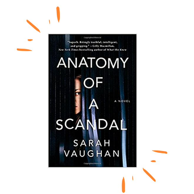 Legal Thriller of the Year – Anatomy of a Scandal by Sarah Vaughan ...